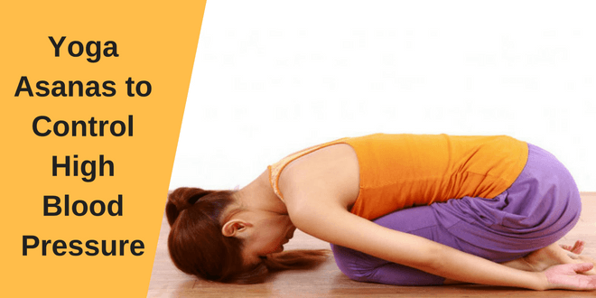 yoga help in high blood pressure