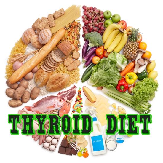 Thyroid problems Diet