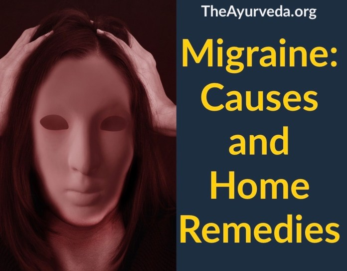 home remedies for migraine