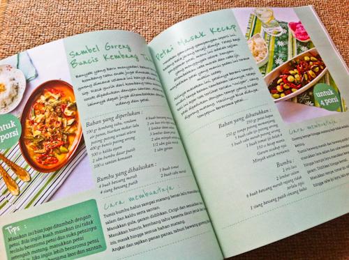 Hasil gambar untuk buku resep makanan