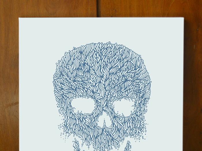 skull_poster01