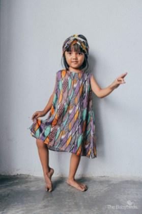 Mikeno Dress