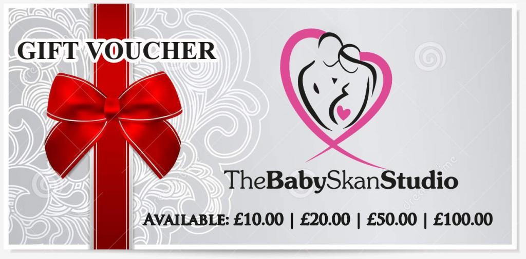 Pregnancy Scan Gift Vouchers