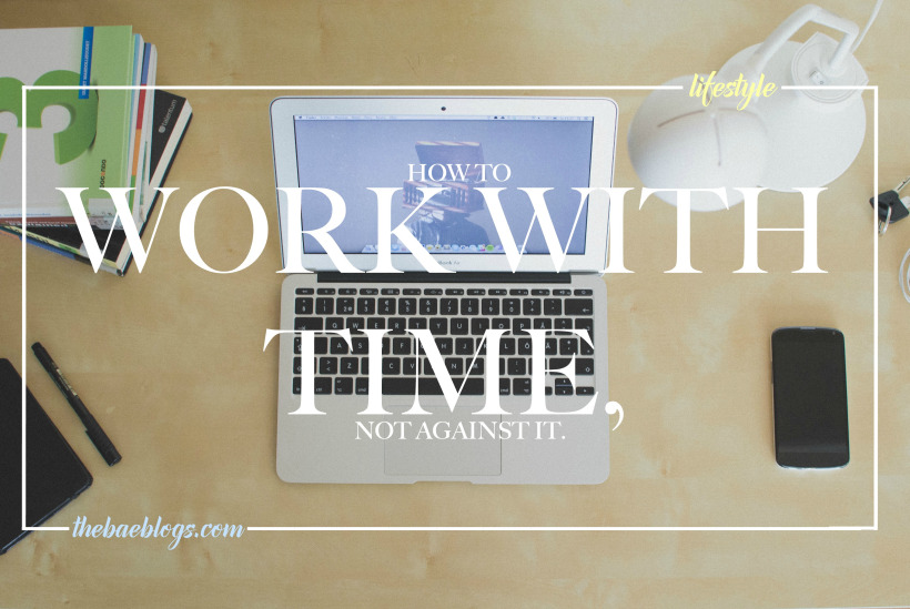 How to work with time, not against it