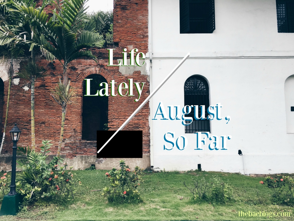 Life Lately | Vol. 13