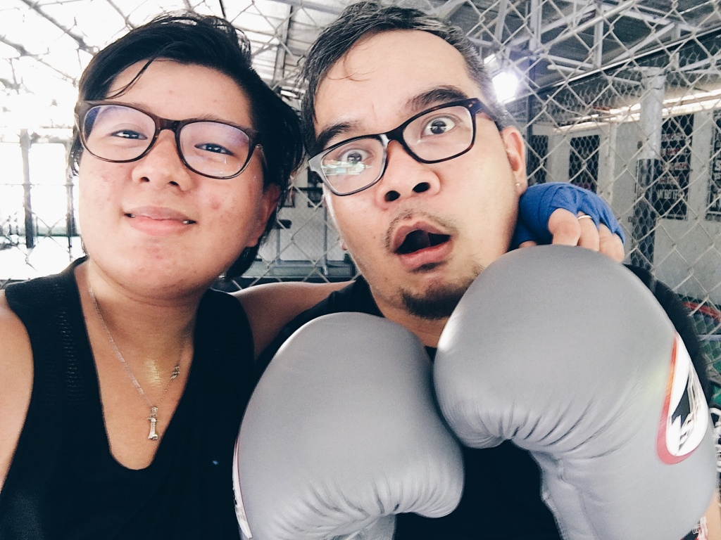 My First Ever Boxing Experience | The Bae Blogs by Bae Milanes