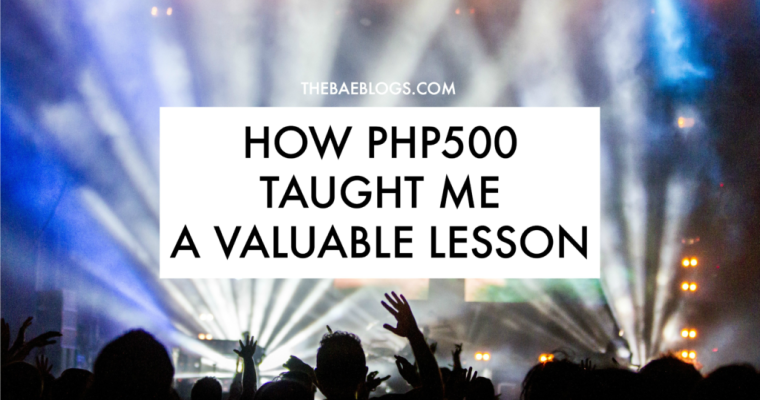 Protected: How PHP500 Taught Me A Valuable Lesson