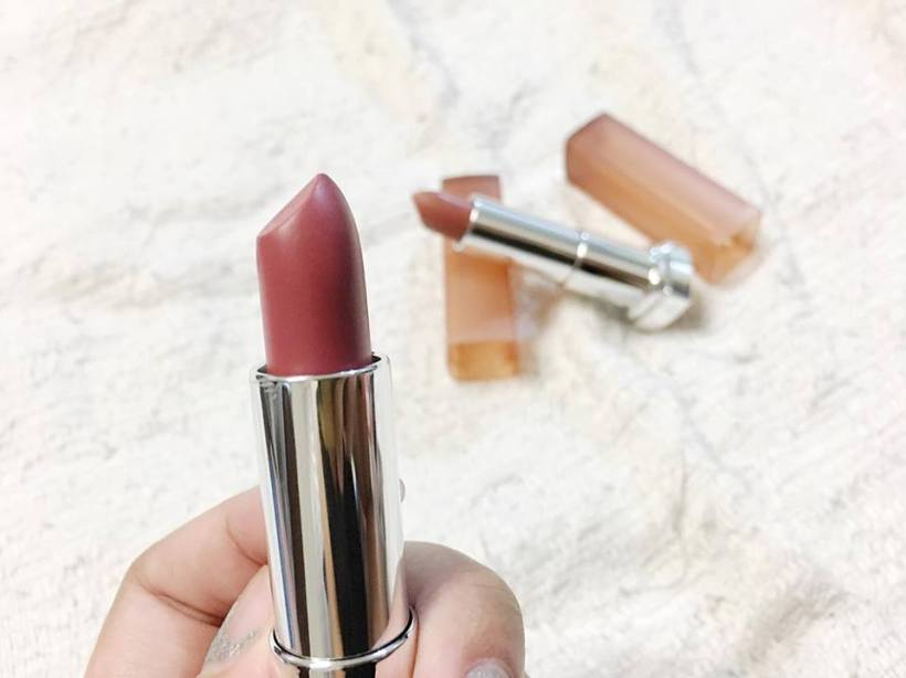 Maybelline Inti-Matte Nude Lipsticks   Swatch + Review   Powder Matte Almond Pink   Powder Matte Toasted Brown   The Bae Blogs by Bae Milanes   Maybelline Lipstick Review