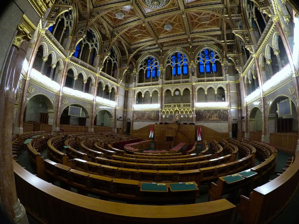 Parlamento Budpest