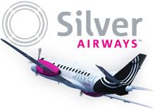 Resultado de imagen para silver airways PNG