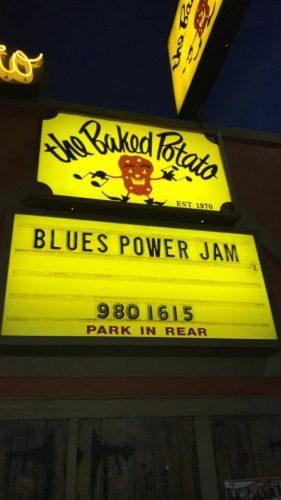 Monday Blues Power Jamm Night