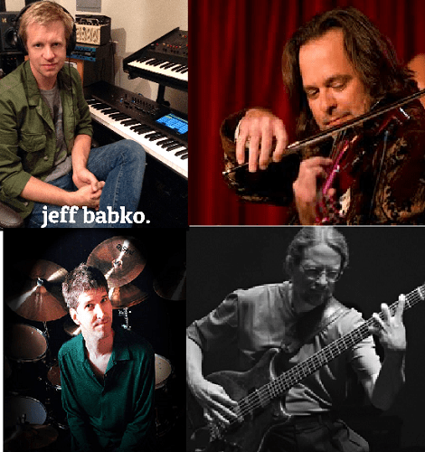 Babko...Wackerman...Johnson...Bisharat