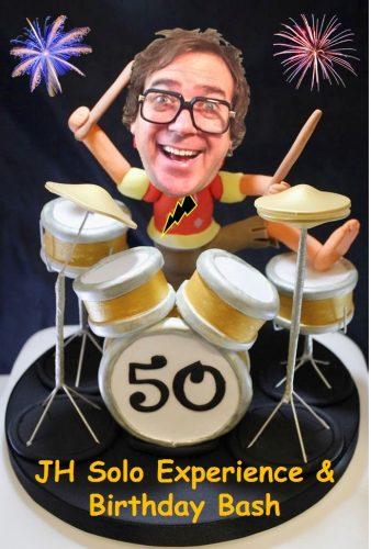 Jason Harnell 50th Birthday Bash