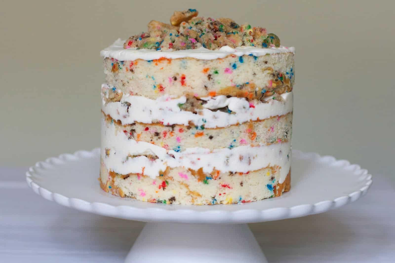 Milk Bar Monday Birthday Layer Cake