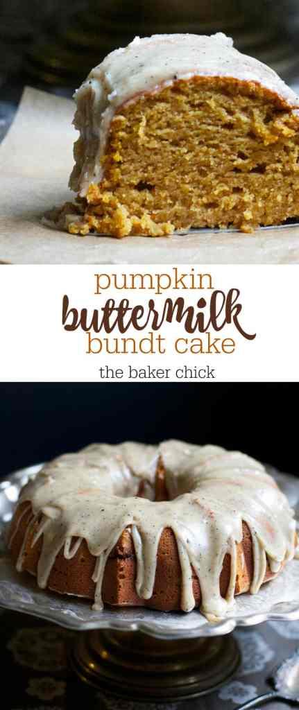 Martha Stewart Brown Butter Pumpkin Cake