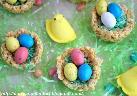 Easter Nests3