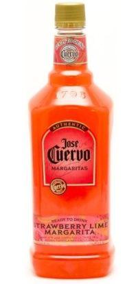 Strawberry Lime Margarita Jell-O Shots