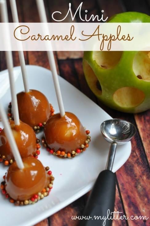 16 Caramel Apple Recipes! We Got Ya Covered!