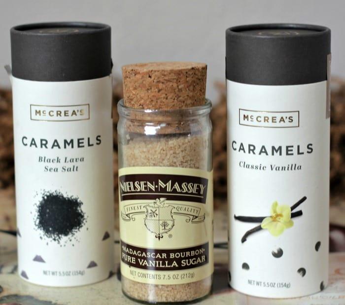 Nielsen-Massey Vanillas and McCrea's Candies #GiftIdeas