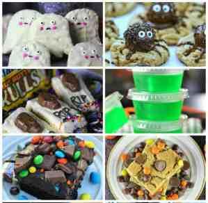 10 Halloween Party Desserts & Jello Shots!