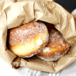 bomboloni {italian doughnuts} | The Baking Fairy