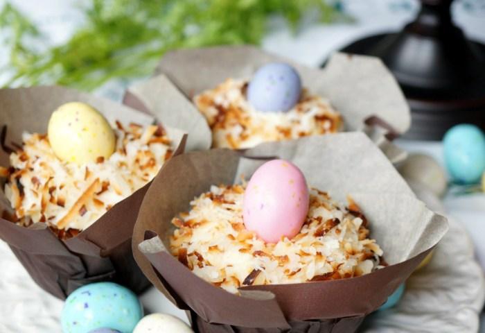 Coconut Pistachio Carrot Cake Cupcakes The Baking Fairy