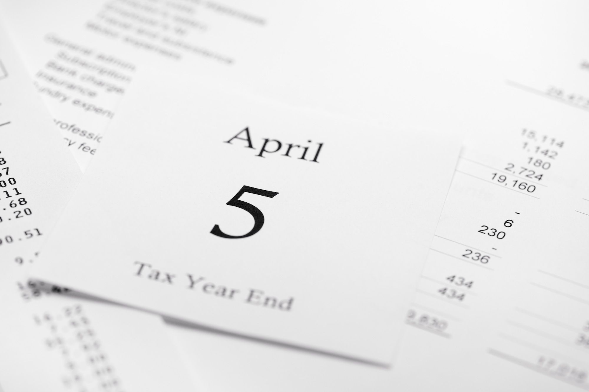 The Term Tax Year Explained And How To Best Prepare