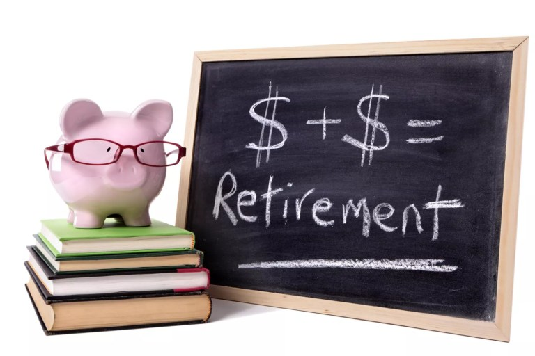 Find ways to increase your retirement.
