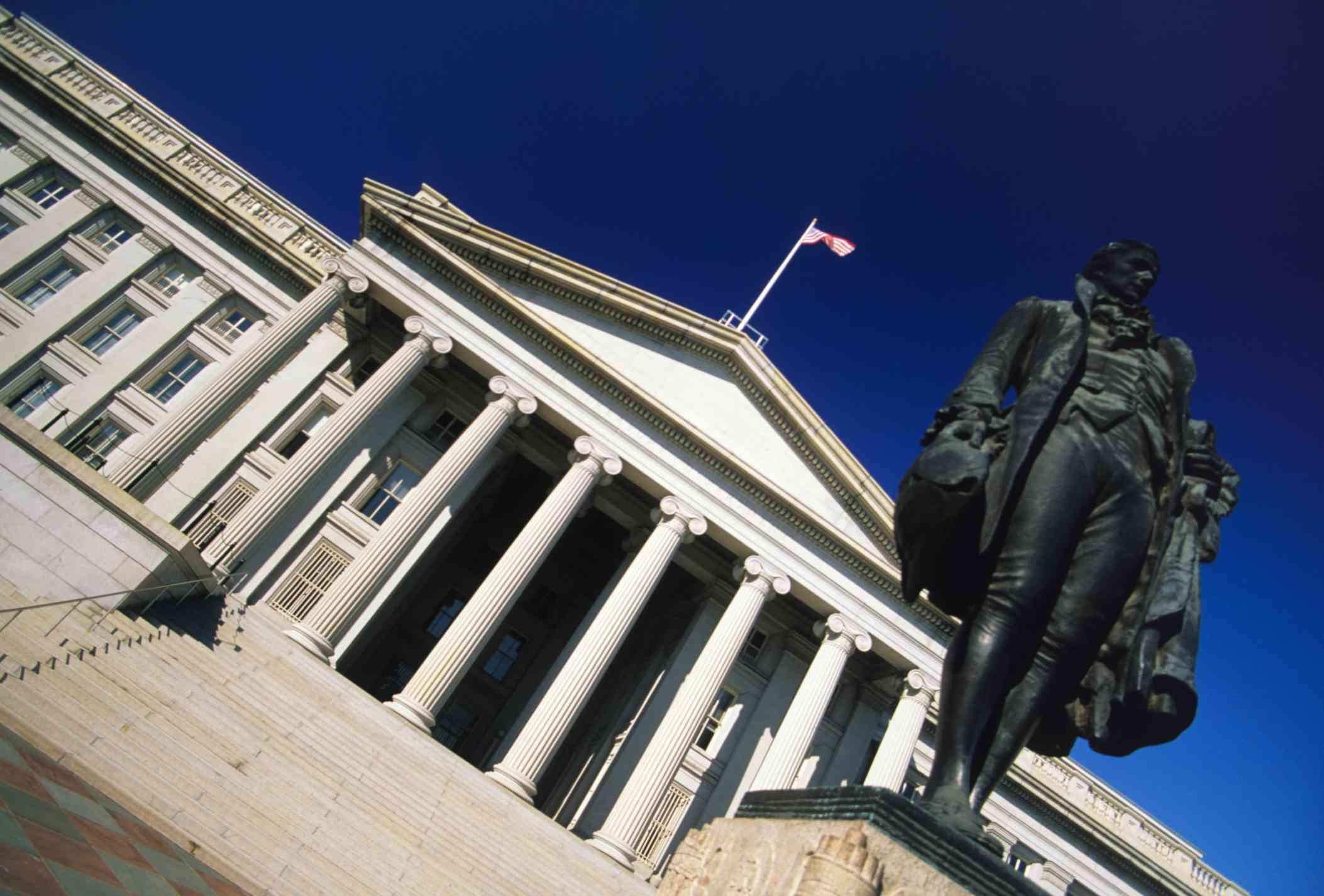 Secretary Of The Treasury Function Bios Role