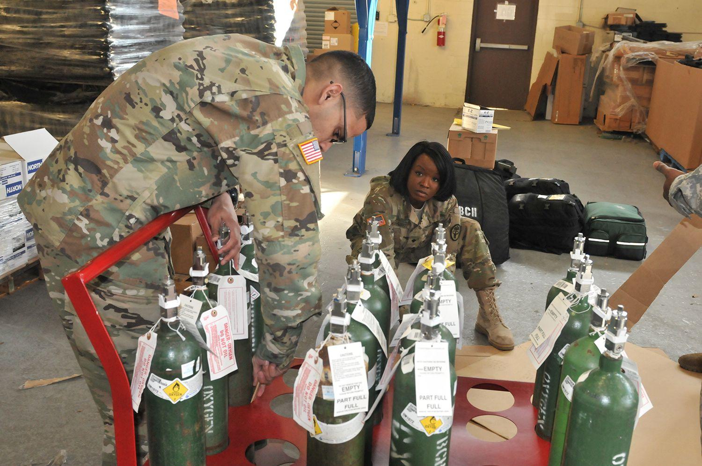 Army Job 68j Medical Logistics Specialist