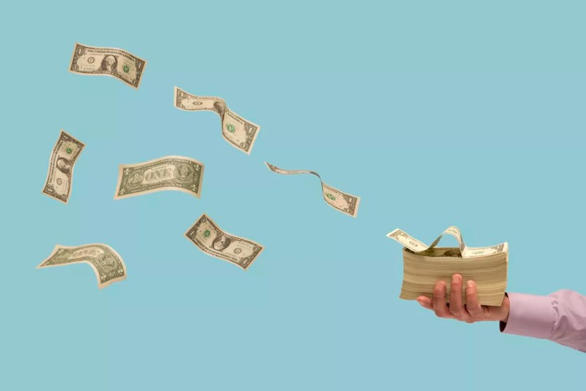 летящи пари