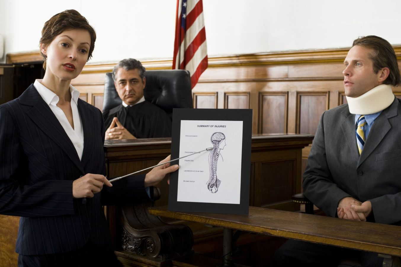 Legal Careers What A Personal Injury Lawyer Does