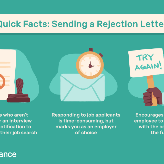Sample Email Rejection Letters for Job Candidates
