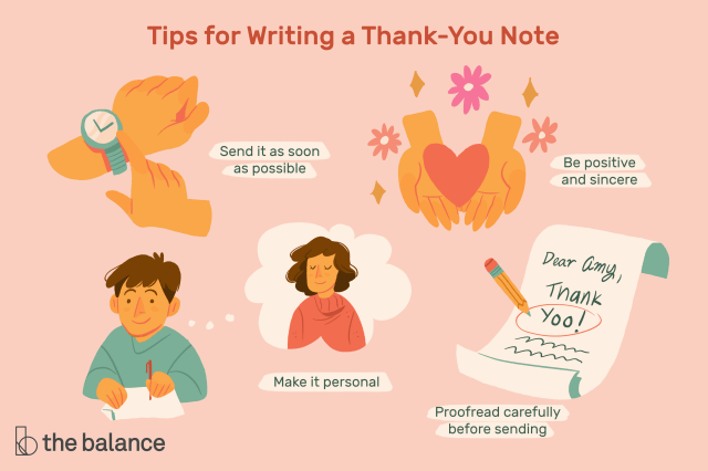 How to Write a Thank-You Letter (With Examples)