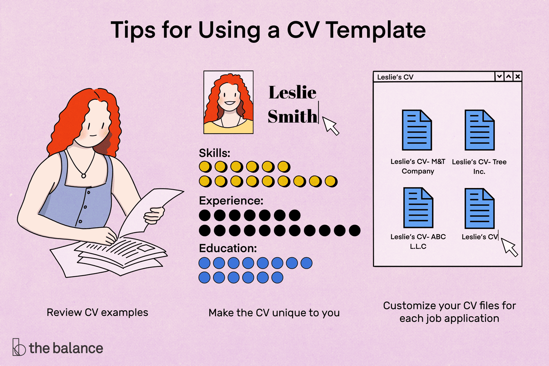 Free Microsoft Curriculum Vitae Cv Templates For Word
