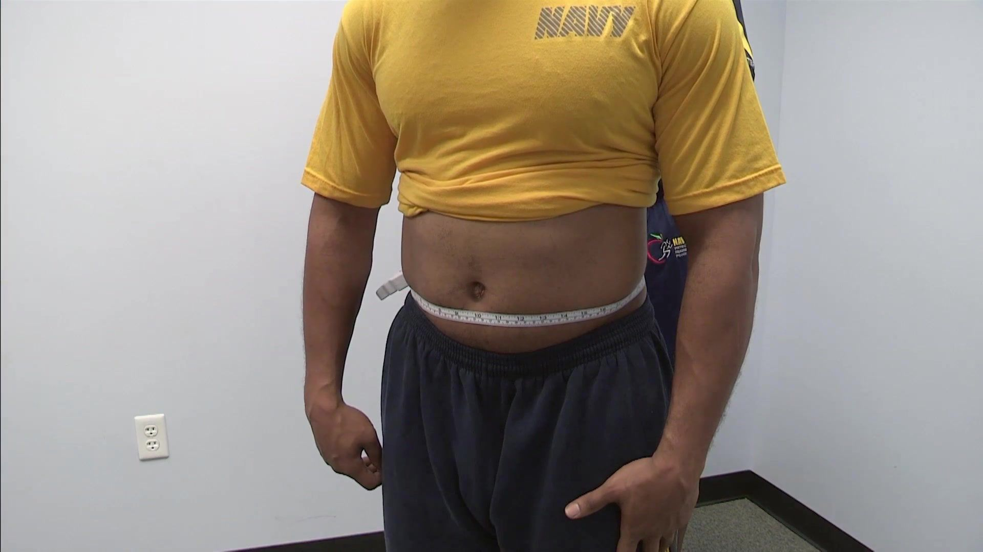 Body Fat Measurement System In The Military