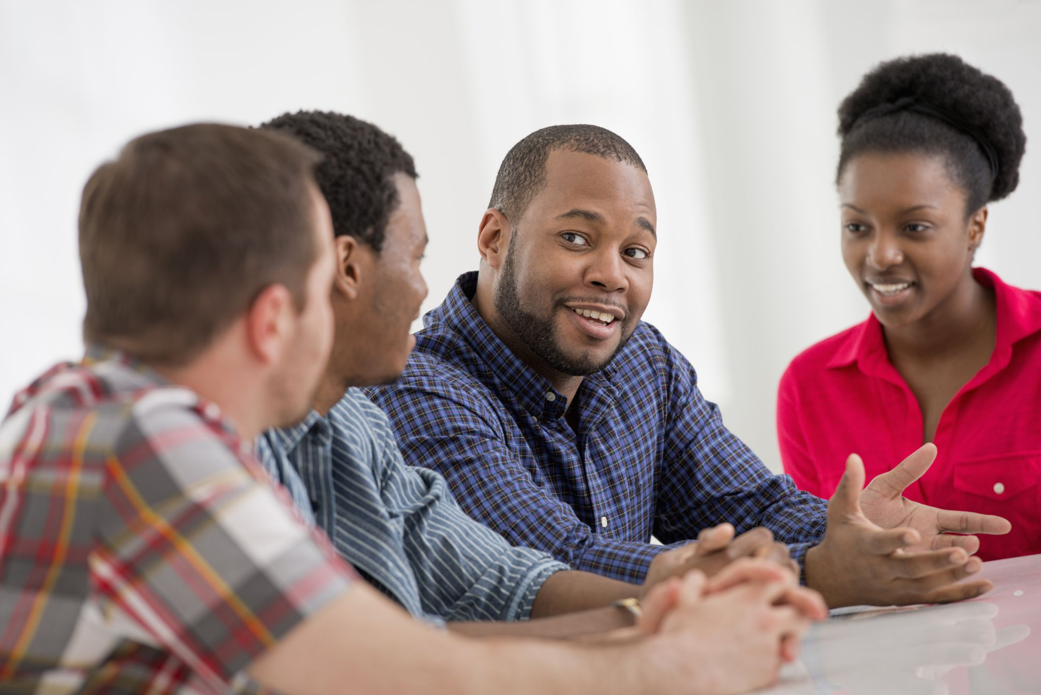 Team Building Activity Sharing Management Wisdom