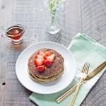 The BEST Coconut Flour Pancakes