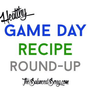 Healthy Superbowl Recipe Round-Up