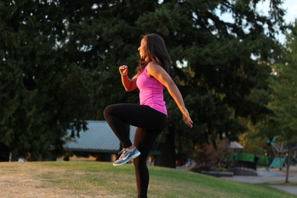 Online workout programs from The Balanced Berry