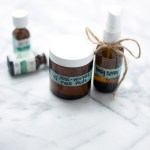 Post-Workout DIY Body Spray and Facial Cleansing Pads
