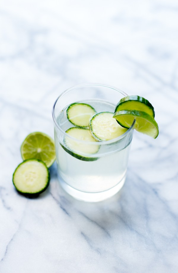 This Cucumber Lime Water is the ultimate refreshing drink. Give it a try if you are sick of drinking plain water!