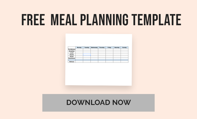 meal planning made easy how to plan healthy meals the balanced berry