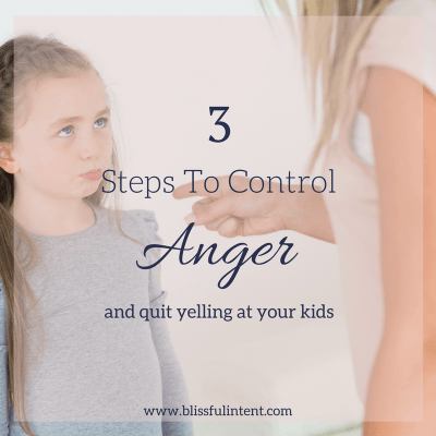 The Mom With The Short Temper: The Day I Yelled At My Daughter