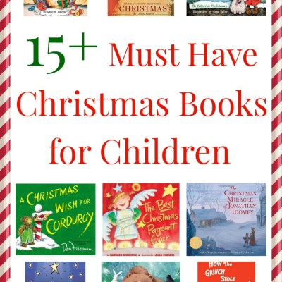 Christmas Books & Movies for Families