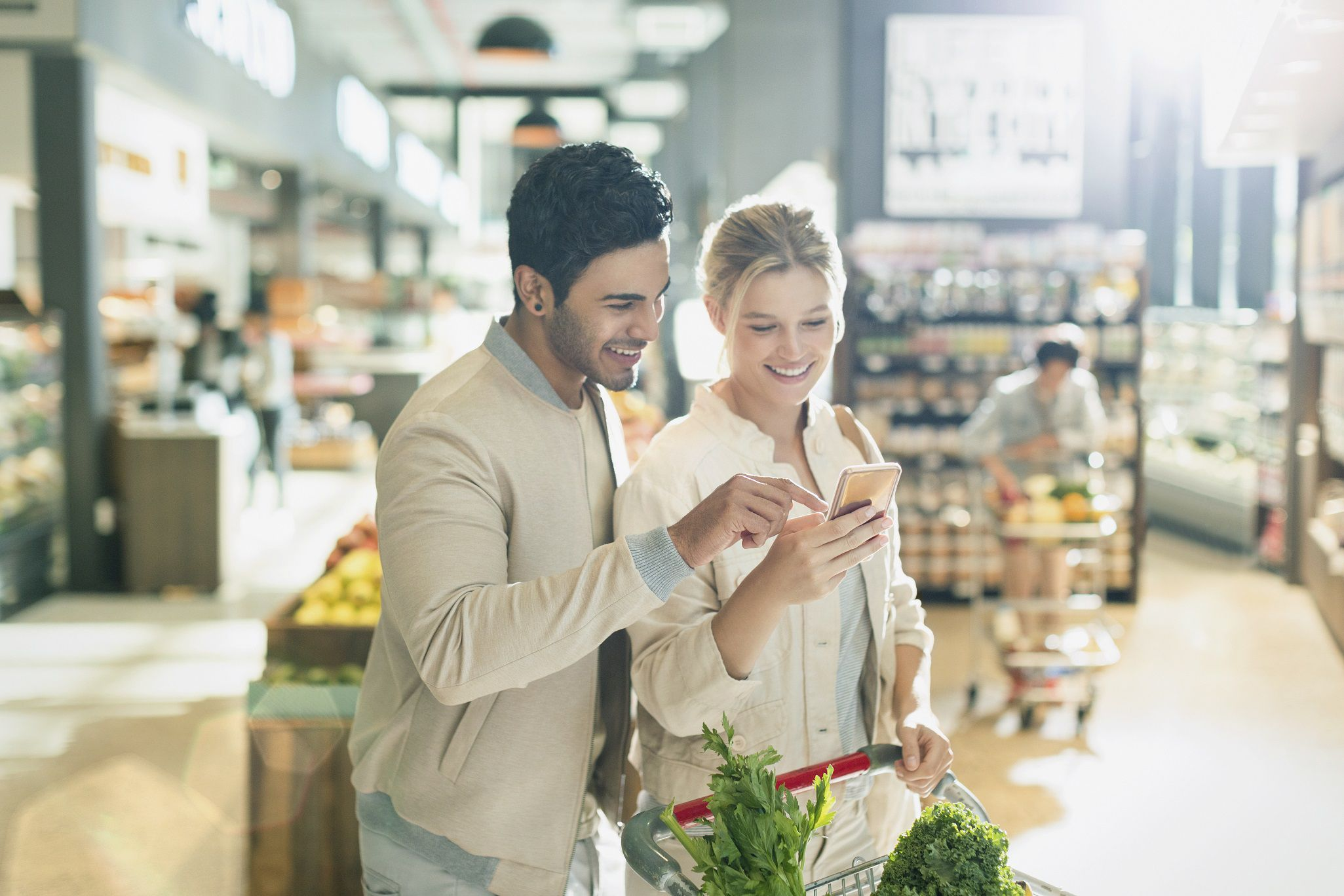Buy Online Where Groceries
