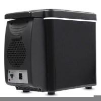 a portable refrigerator