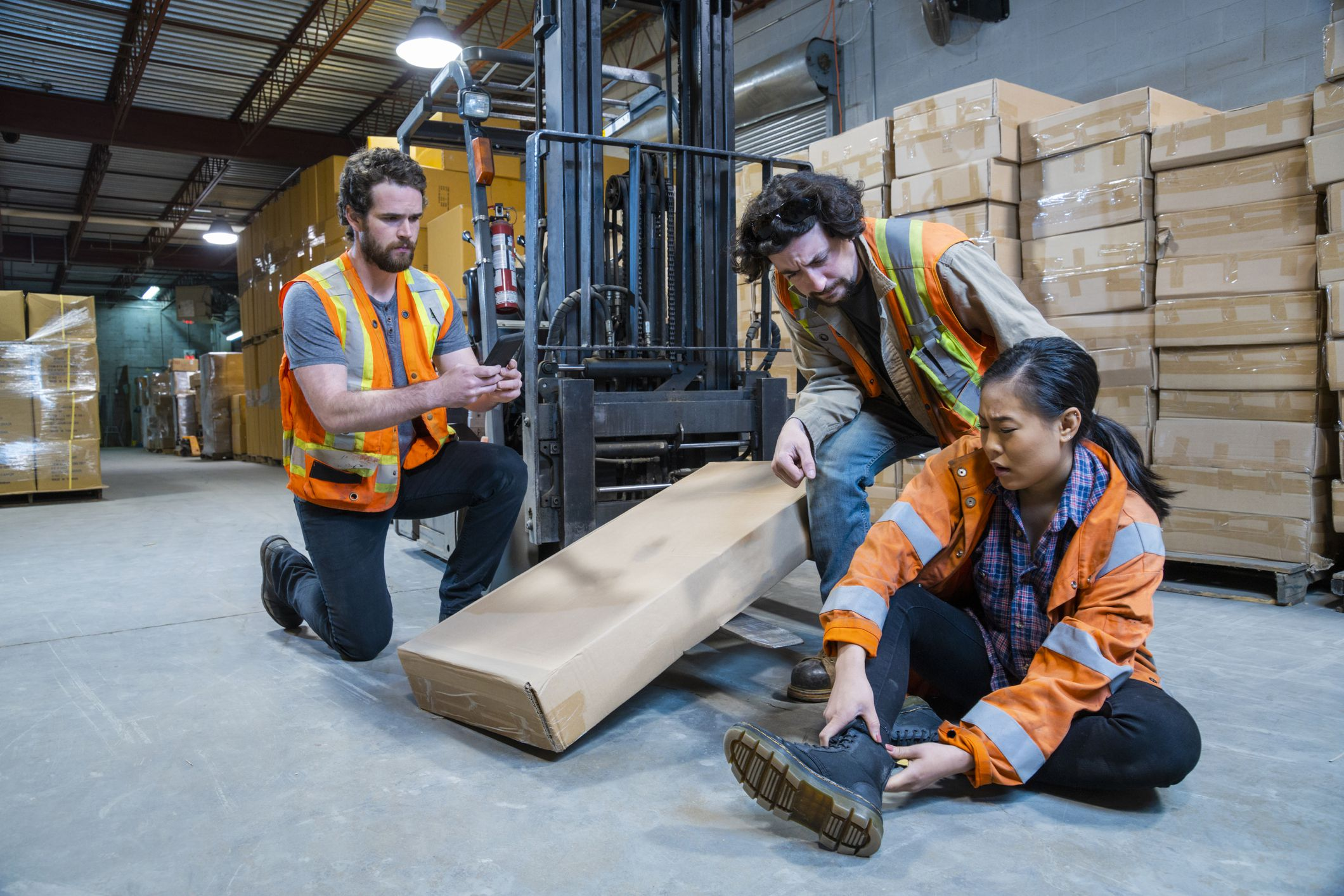 Preparing For A Physical Workers Comp Audit