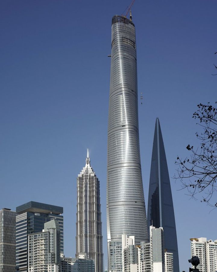 Image result for shanghai tower