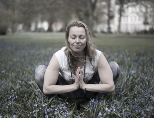 Stress : The power of yoga